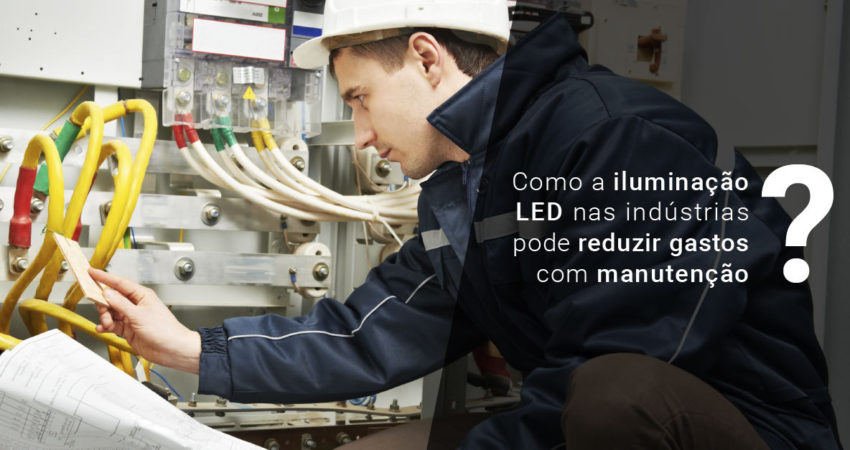 led-manutenção