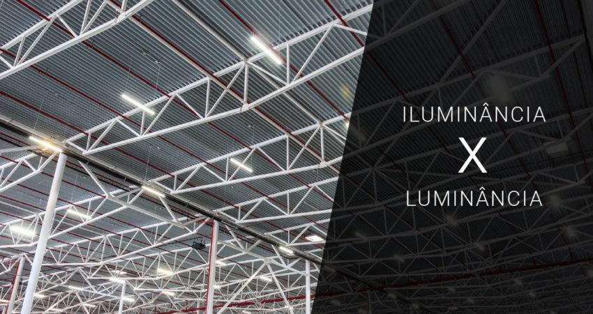 iluminância ou luminância